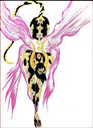 Criatura 028 - Bestia Divina by Juracan