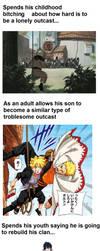Emotional Naruto strikes back! by Juracan