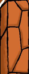 Piedra Vertical 1x3 by Juracan