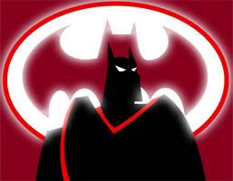 Batman by cazouillette