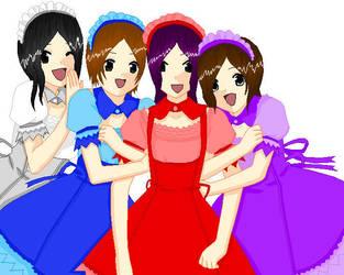 My friends by KiruxGaara
