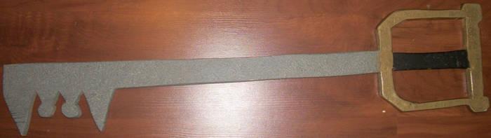 Roxas's Keyblade by KiruxGaara