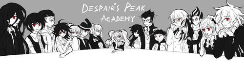 Despair's Peak Academy by Haru-artemis