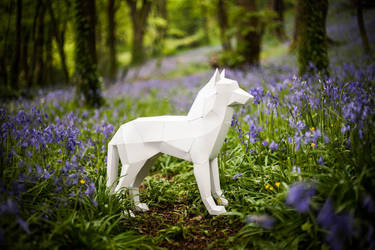 Paper pet dog 2 by paperpetshop
