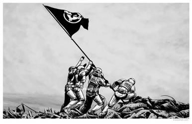 Stormtrooper Iwo Jima by nguy0699