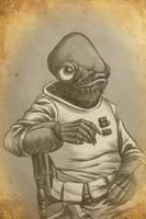 Admiral Ackbar by nguy0699