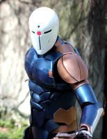 Grey Fox / Cyborg ninja by Diegator