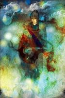 Quietus: Sasuke - King of the Dead by ariadnia