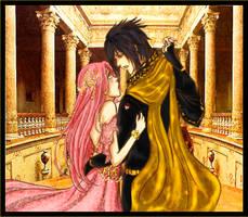 Quietus: Dance With Death (Color) by ariadnia