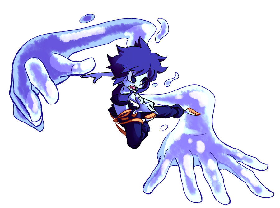 This Lapis looks ready to kick ass