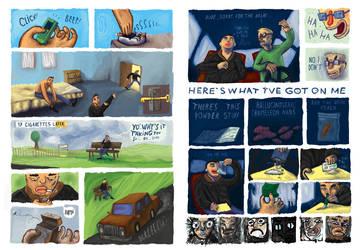 George.s Addiction Page 3-4 by kraimann