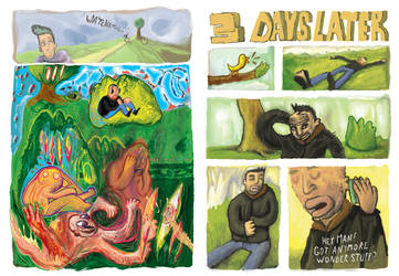 George.s Addiction Page 7-8 by kraimann