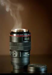Lens Mug by PGDsx