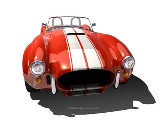 Red AC Cobra by PGDsx