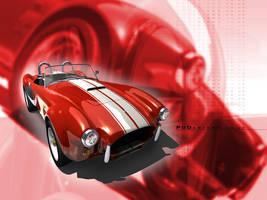 AC Cobra, red by PGDsx