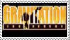 Gravitation Stamp by NaruHina2010