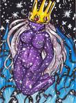 Shadow Queen Paper Mario by ciphersilva