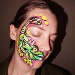 lizard lips by ciphersilva