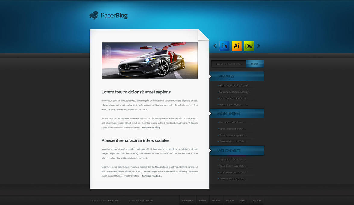 PaperBlog by edumicro