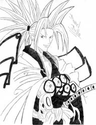 Amidamaru by LordHaji91