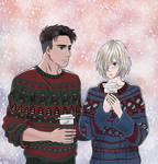 Christmas Otayuri by ShirubarT