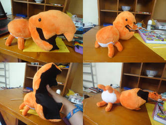Trapinch plush by Rinabow
