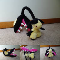 Mawile plush by Rinabow