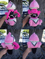 Tapu Lele Zip-up plush by Rinabow