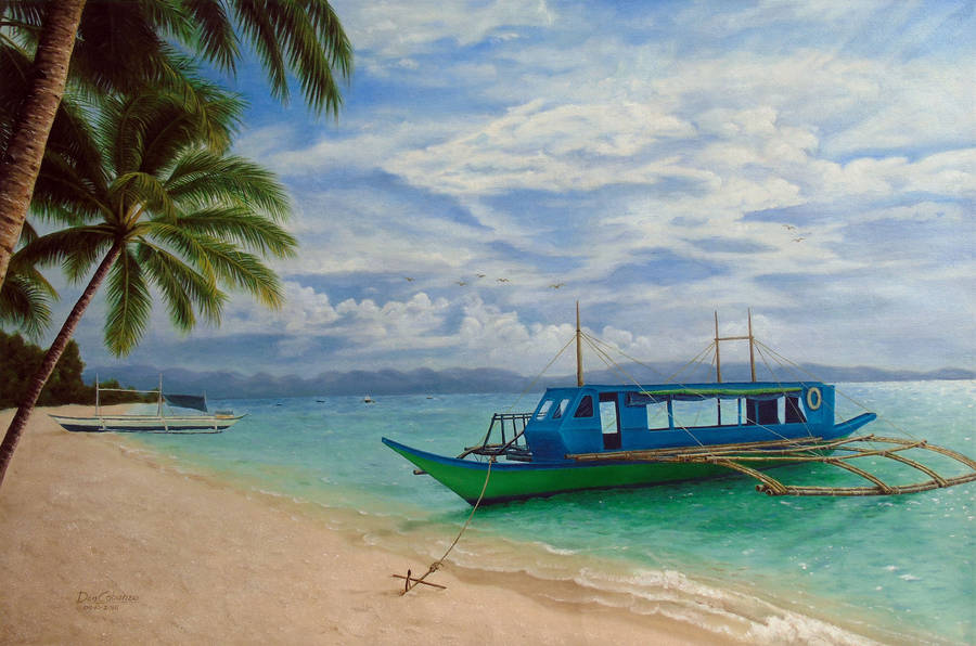 Boracay Island, Philippines by DonCabanza
