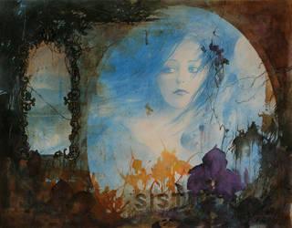 Sister. by gillesgrimoin