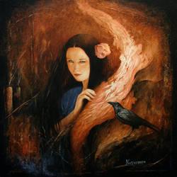 Nevermore. by gillesgrimoin