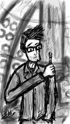 Doodle for Ten by JackGrimm
