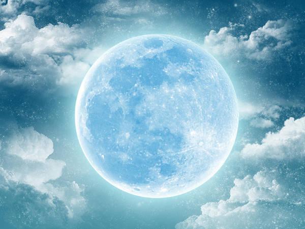 Full Moon by raven2663