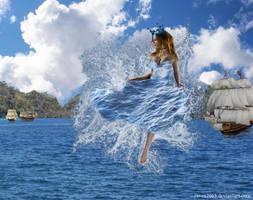Ocean Queen by raven2663