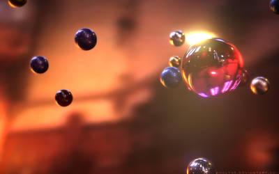 Spheres 3 by Anklyne