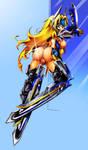Sword of Destruction K U S A N A G I by SignHerePlease