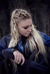 Lagertha cosplay by K-a-o-r-i