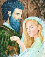 Bluebeard by JayVVanderer
