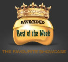 Award Best of the Week by TheFoundersFavourit3
