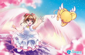 Cardcaptor Sakura: Catch Me Catch You by TrulyTuyet