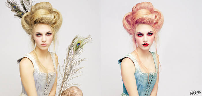 Individuality Retouch by gemlovesyou
