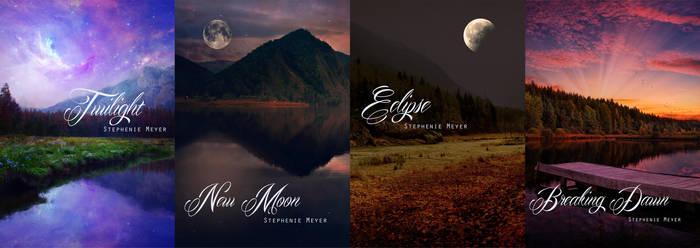 The Twilight Saga by gemlovesyou