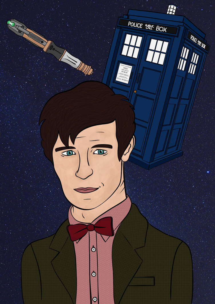 Doctor Who by gemlovesyou