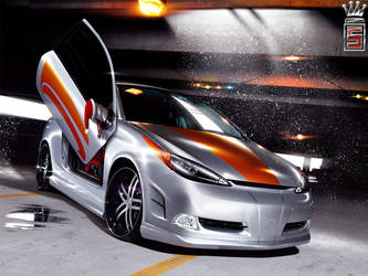 Peugeot 206 by SaphireDesign