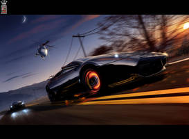 NFS: Hot Pursuit by SaphireDesign