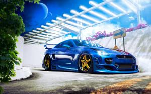 Nissan GTR by SaphireDesign
