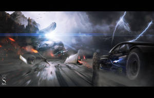 Motorstorm by SaphireDesign
