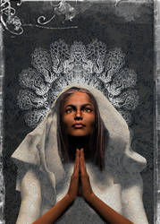 icon - Mary Magdalene by dmon