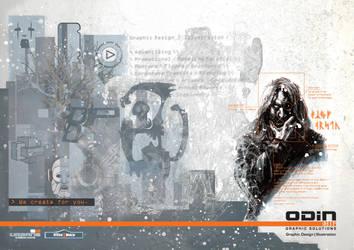 Odin Graphics Self-Promotion by odingraphics