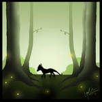 Pseudodragon Speedpaint by ElderiaArts